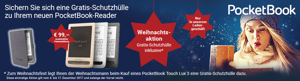 Pocketbook Aktion